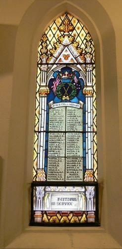 Victorian Methodist Enlistments : 09-December-2011