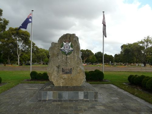 Victorian Police Force Memorial : 19-February-2012