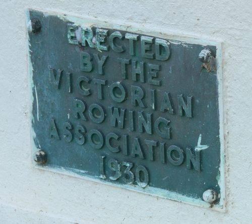 Victorian Rowing Association Judging Box : 04-October-2011