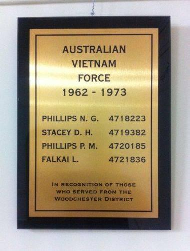 Vietnam Honour Roll : 02-March-2013