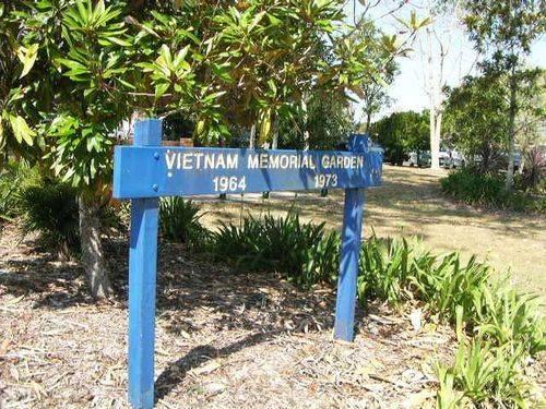 Vietnam Memorial Garden Oct 2012