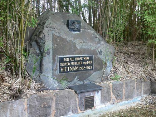 Vietnam Veterans` Garden : 22-August-2012