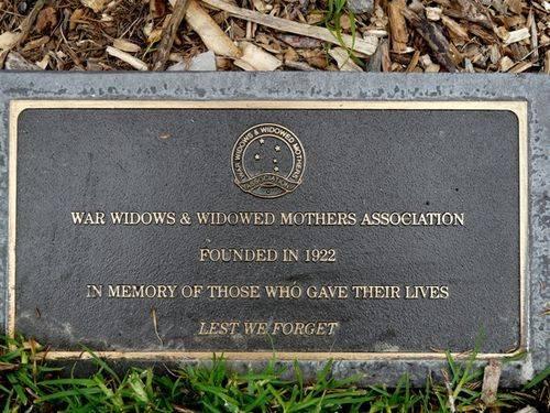 War Widows & Widowed Mothers Association : 25-September-2011