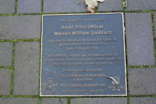 Warren Goddard : 19-July-2011