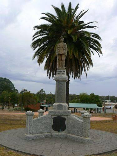 Wedderburn War Memorial