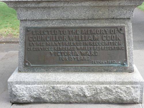 William Cook : 20-January-2012