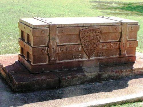 William Dampier Memorial