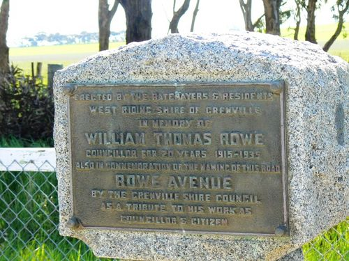 William Thomas Rowe