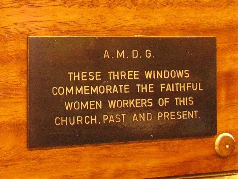 Plaque : 02-May-2015