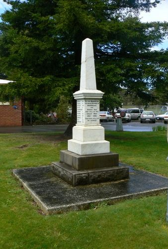 Woodbridge War Memorial