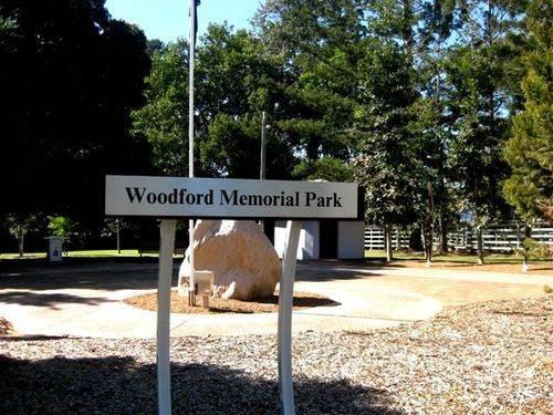 Woodford Memorial Park : 31-07-2009