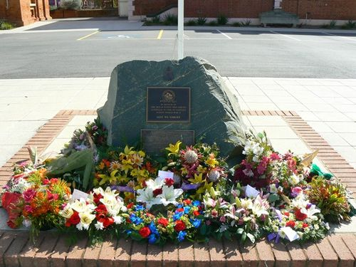 World War Two Monument : 27-April-2013