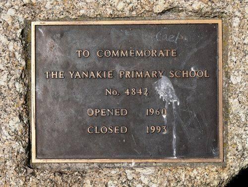 Yanakie Primary School : 10-April-2013