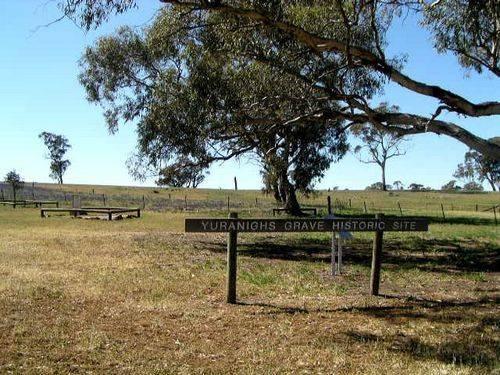Yuranighs Grave Historic Site