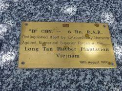 Plaque Inscription : 15-December-2014