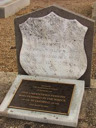 Glenelg Headstone+Plaque : 18: December-2014