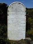 Carmichael Family Tombstone : 6-11-2013