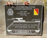 1st Armoured Personnel Carrier Squadron : 23-February-2012