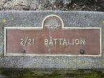 2/21st Battalion : 22-September-2011