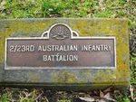 2/23rd Battalion : 22-September-2011