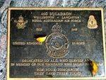 460 Squadron Plaque 2