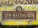 5th Battalion : 21-September-2011