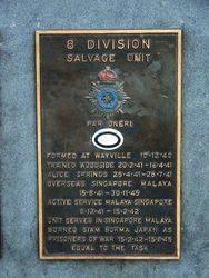 8th Australian Division