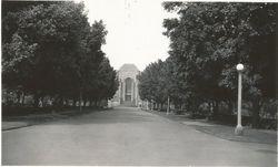 Anzac Memorial 1955