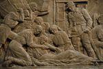 ANZAC Memorial Bas Relief 2