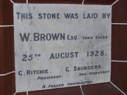 Foundation Stone 2 : 07-September-2014