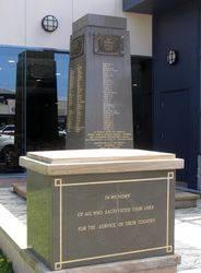 War Memorial : 07-September-2014