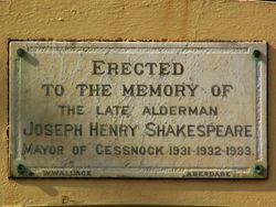 Plaque : 26-May-2015