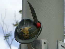Alpini Cap : 19-October-2014