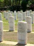 Atherton War Cemetery Grave Closeup