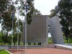 Australian Vietnam Forces National Memorial : 07-November-2010