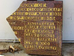 Remnant of Memorial Tablet : 05-May-2015