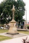 Boer War Memorial : 2007