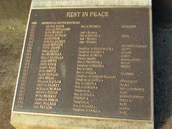 Burial List : 04-June-2015