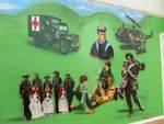 Barwon Health Garden Mural : 28-August-2011