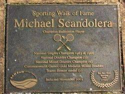 Michael Scandolera - 2003 : 03-May-2015