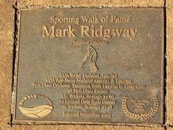 Mark Ridgeway : 03-May-2015