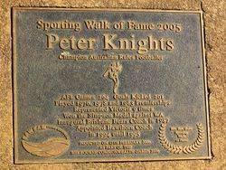 Peter Knights : 03-May-2015