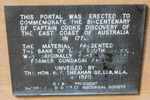 Bicentenary of Captain Cook`s Discovery : 28-September-2012