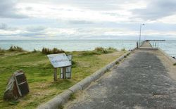 Rye Pier: 30-July-2016