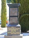 Boer War Centenary Memorial : 28-December-2010