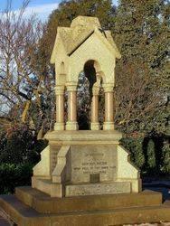 Boer War Memorial : 18-July -2014