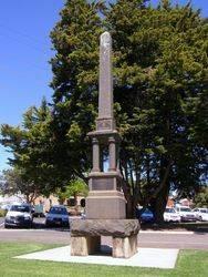 Boer War Memorial : 17-October-2014