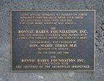 Bonnie Babes Foundation Memorial : 19-February-2012