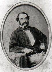 Photograph of Isaiah Rowland (Ian Rowland)