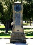 Bothwell War Memorial : 2007